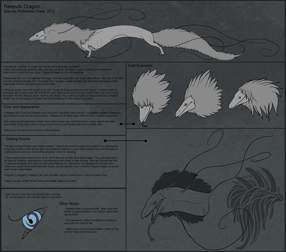 Reepuls Species Reference. 2012 by Zenhi