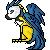 Linzie :Icon Commission: -BlueDragonDreams by Kdaea