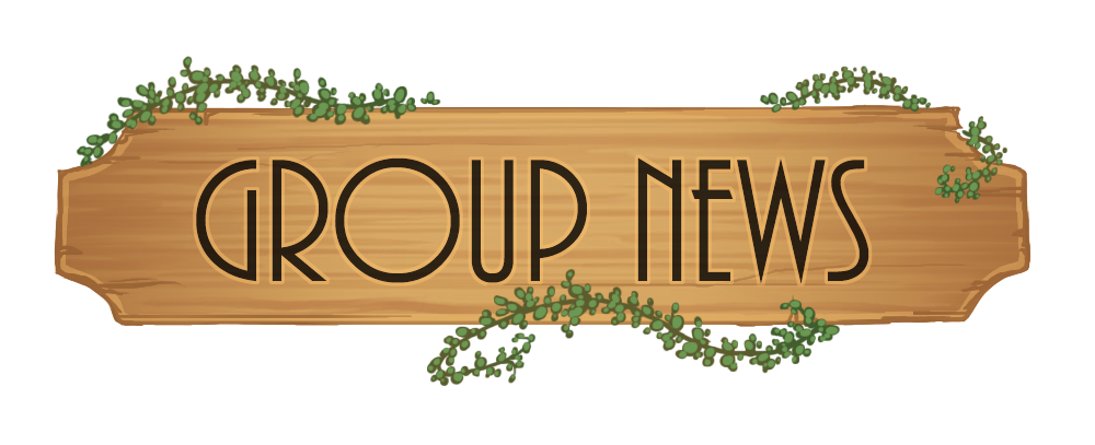 Group News SIgn by Kdaea