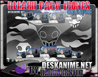 Grimmjow Pack Icons by Danrockster