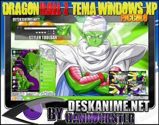 Piccolo Theme Windows XP by Danrockster