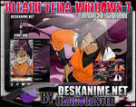 Yoruichi Shihoin Theme Windows 7