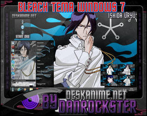 Ishida Uryu Theme Windows 7