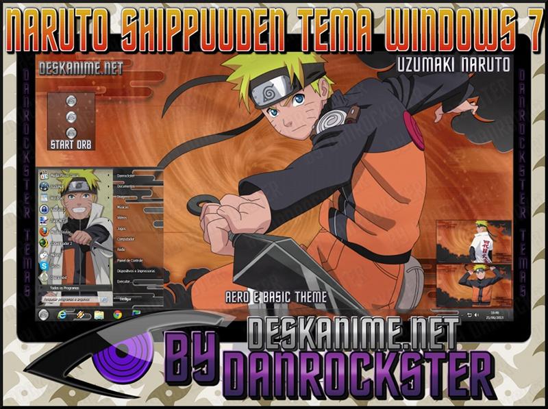 Tema Naruto Untuk Windows 7 Terbaru - goodsiteworx