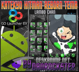 Lambo Android Theme by Danrockster