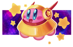 THE COMEBACK OF UFO KIRBY