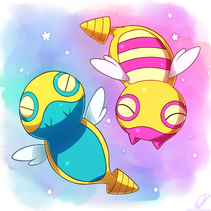 Dunsparce by uixela