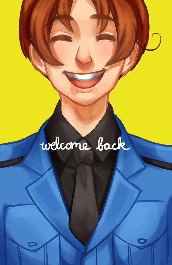 Welcome Back by uixela