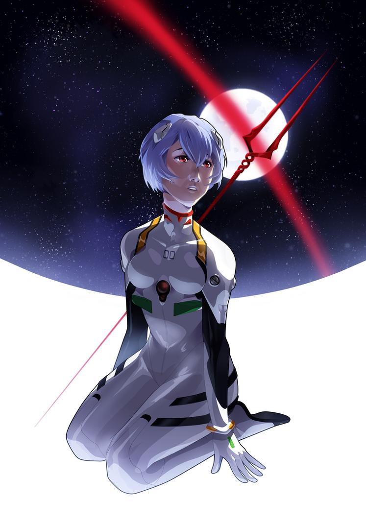 Rei by uixela