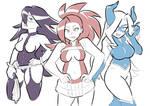 Boku No My Hero Girls Fanart