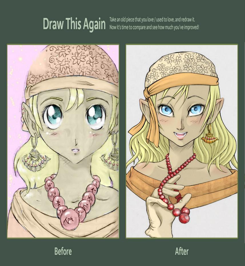 Draw this again by Usagi90