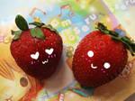 Cute Strawberries II