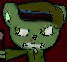Fliqpy/Evil icon by mkb-lover