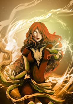 Dark Phoenix | Jean Grey (X-Men)