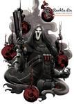 Reaper (Overwatch) AKA Gabriel Reyes