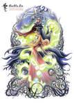 Sleeping Beauty : Aurora, Phillip and Maleficent