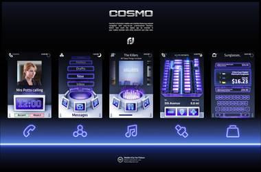 Cosmo by evasketch