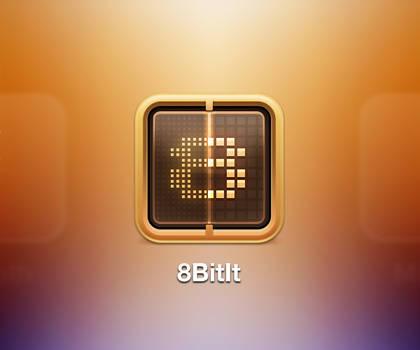 8BitIt iOS Icon