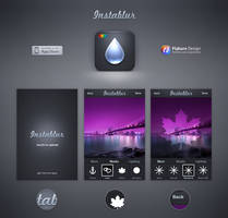 Instablur App