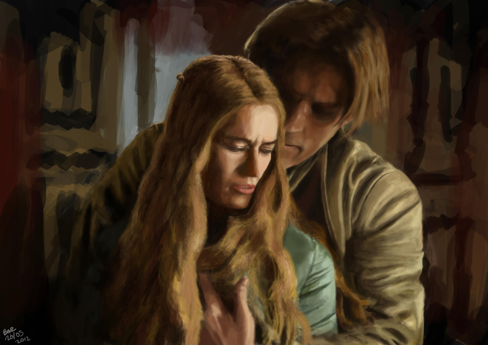 lancel lannister and cersei relationship quotes