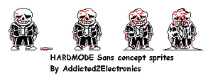 HARDMODE Sans concept by Addicted2Electronics