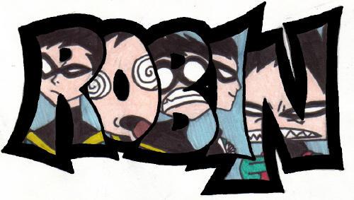 Robin by ssj7aslan