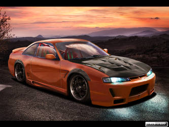 Nissan Silvia by roleedesign