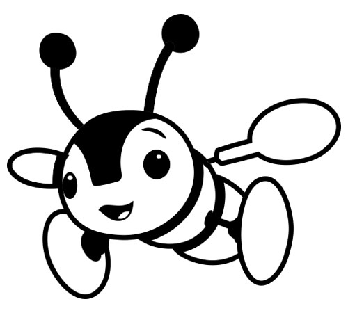 Bee Coloring Pages Preschool