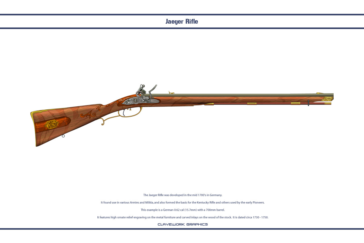 Jaeger Rifle 1 by WS-Clave