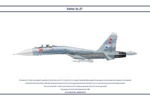 Su-27 Russia 2 by WS-Clave