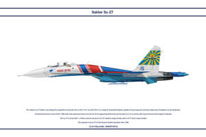 Su-27 Russia 4 by WS-Clave