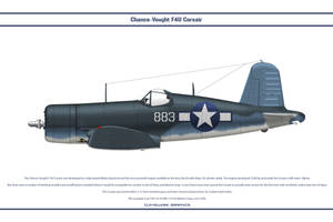 F4U-1A USA VMF-214 1 by WS-Clave