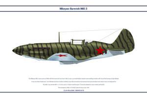 MiG 3 34 IAP 1 by WS-Clave