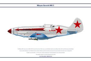 MiG 3 122 IAP 1 by WS-Clave