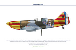 D.520 GC III-6 1 by WS-Clave