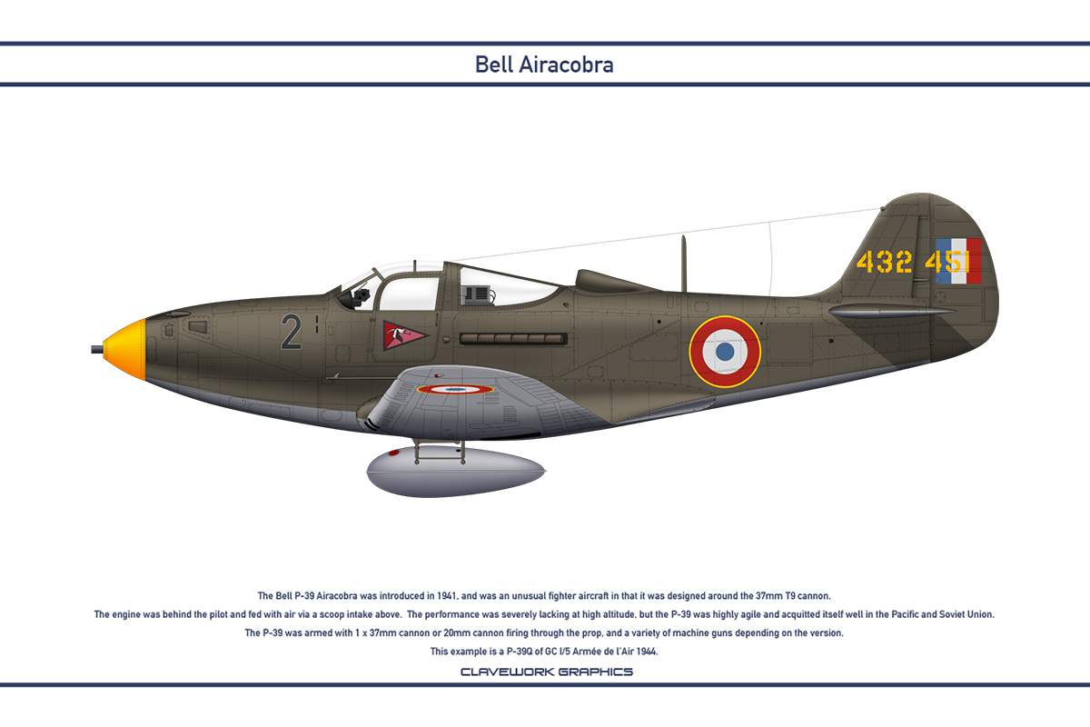 Airacobra France GC I-5 by WS-Clave