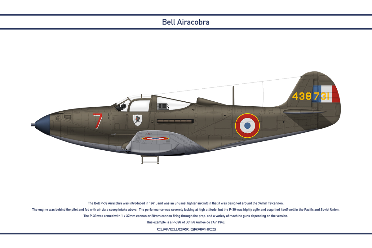 Airacobra France GC II-6 by WS-Clave