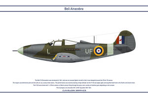Airacobra GB 601 Squadron 1 by WS-Clave