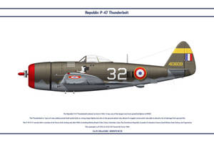 P-47 France 1 by WS-Clave