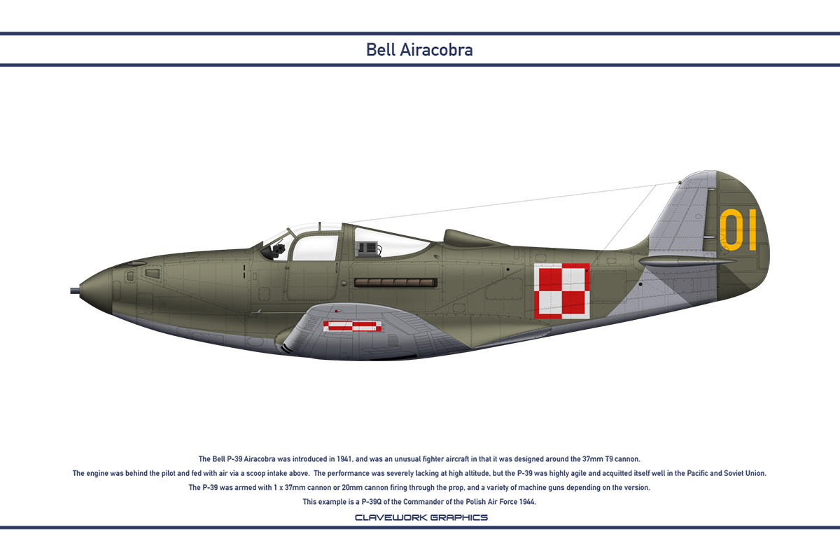 Airacobra Poland 1 by WS-Clave