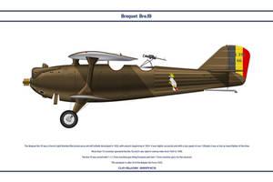 Breguet Bre19 Belgium by WS-Clave