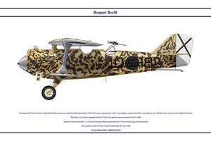 Breguet Bre19 Spain Nationalist by WS-Clave