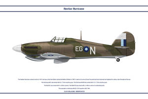 Hurricane Mk2C 34 Sqn by WS-Clave