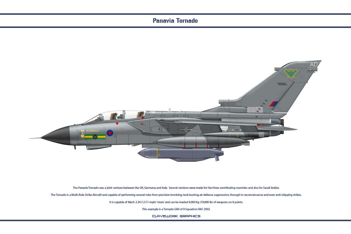 Tornado GB 9 Sqn 1 by WS-Clave