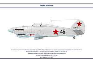 Hurricane USSR 3 by WS-Clave