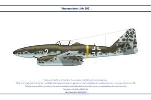 Me 262 EJG2 1 by WS-Clave