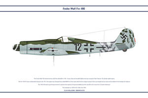 Fw190D9 JG6 1 by WS-Clave