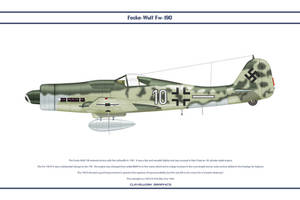 Fw190D9 JG6 2 by WS-Clave