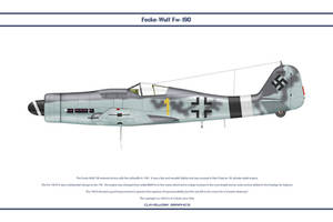 Fw190D9 JG26 1 by WS-Clave