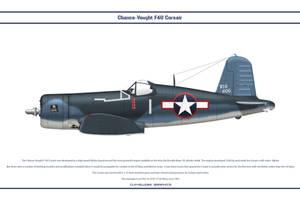 F4U-1A USA VF-17 2 by WS-Clave